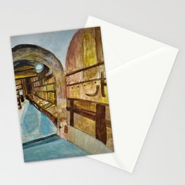 Baldwin's Book Barn interior door Stationery Cards