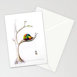 Treesnail Stationery Cards