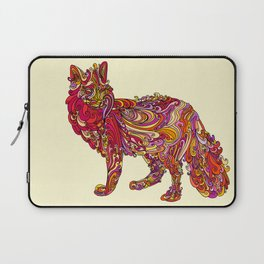 Fox by Day Laptop Sleeve