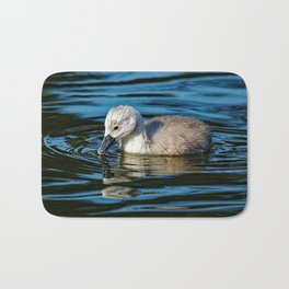 Mute Swan Cygnet Bath Mat