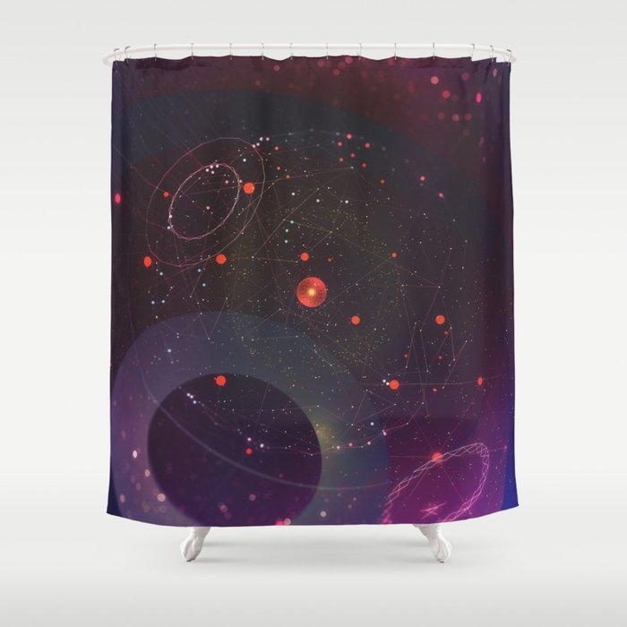 Day 0442 /// iwishihadabettercomputer Shower Curtain