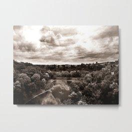 Schenley Park Metal Print