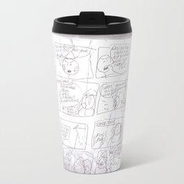 Angry Teacher Travel Mug