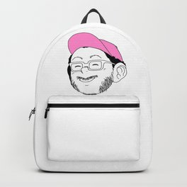 smiling cuna (Josiah Whitfield) Backpack