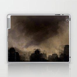 Glasgow dusk Laptop & iPad Skin