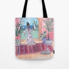 Jamila Tote Bag