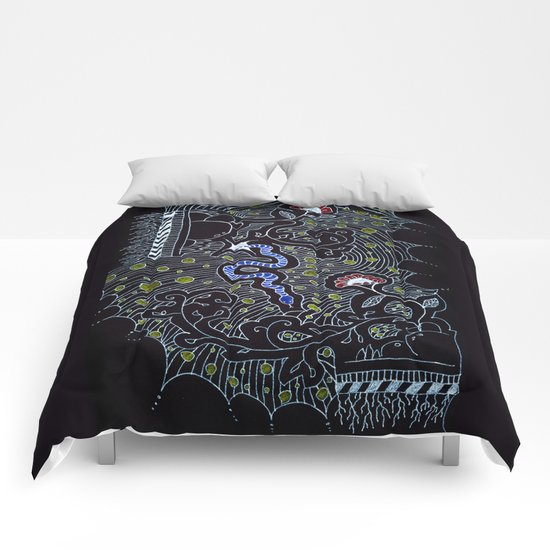 Before to sleep Comforters