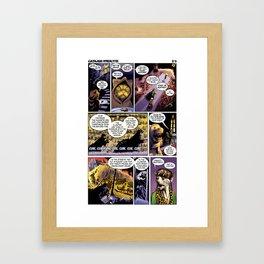 Cathair Apocalypse 01-14 Framed Art Print