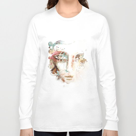 WHITEOUT Long Sleeve T-shirt
