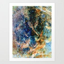 Spirit of Ganesh Art Print