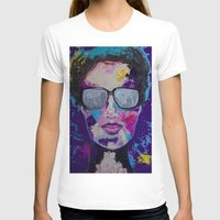 sunglasses T-shirts featuring Sunglasses by Wendistry