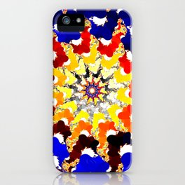 central eye iPhone Case