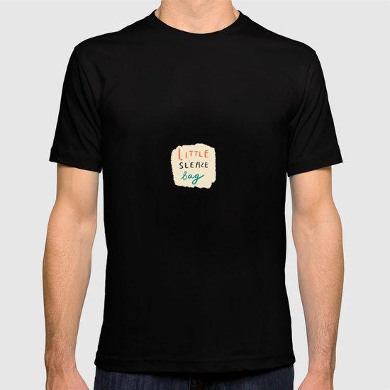 little sleaze bag T-shirt