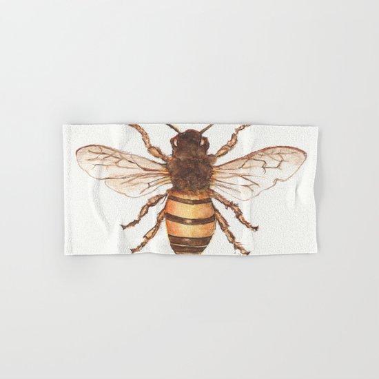 Queen Bee Hand & Bath Towel
