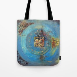 Of the Earth 4 by Nadia J Art Tote Bag