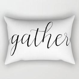 Gather Rectangular Pillow