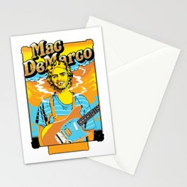Mac The Marco Stationery Cards