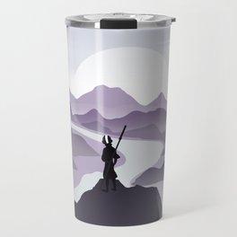 vision of the true mind Travel Mug