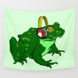 Bullfrog Wall Tapestry