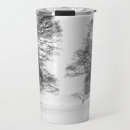 Winter in the Park - Print (RR 271) Travel Mug