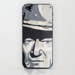 The Duke iPhone Skin