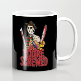 Slasher Mash (SFW) Coffee Mug