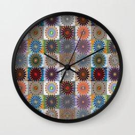 Invigorating Emergence Collection Wall Clock