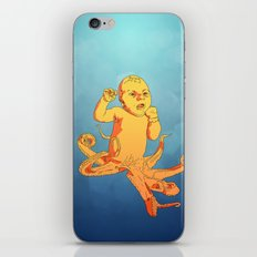 Travis (Octo-baby) iPhone & iPod Skin