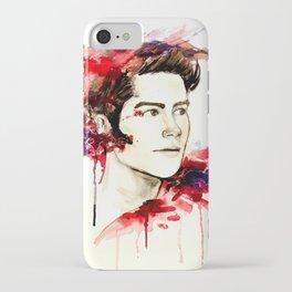 Stiles Stilinski  iPhone Case