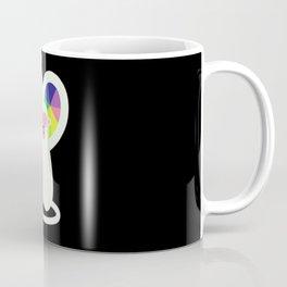 monkey heart Coffee Mug