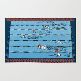 Urban Waters Rug