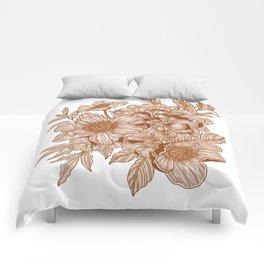 Overgrown 5 Comforters