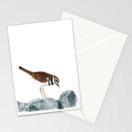 Killdeer Art 2 by Teresa Thompson Stationery Cards