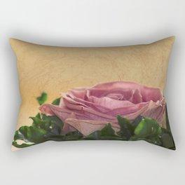 rosea rosa sine aqua Rectangular Pillow