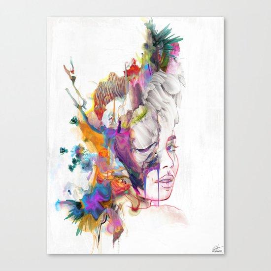 True Essence Canvas Print