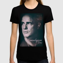 Apocalypse now, Marlon Brando, Vietnam war, alternative movie poster, cult film T-shirt