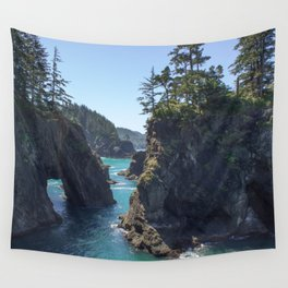 Southern Oregon Coast Wall Tapestry