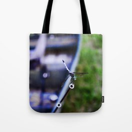 A DAY AT THE POND Tote Bag
