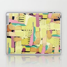 hands and foots Laptop & iPad Skin