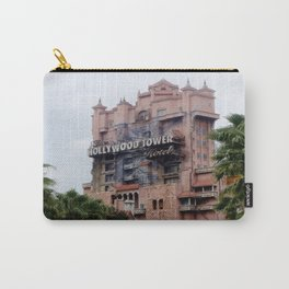 Hollywood Tower Hotel Carry-All Pouch