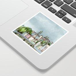Porto landscape Sticker