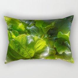 Tropical Forest Rectangular Pillow