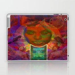 I light My Eyes Laptop & iPad Skin