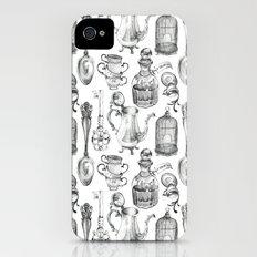Alice Encounters iPhone (4, 4s) Slim Case