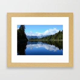 Reflected Beauty Framed Art Print
