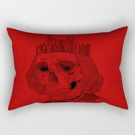 untouchable city Rectangular Pillow