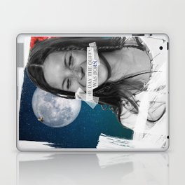 .The Day the Queen Was Born | Kate Moss. Laptop & iPad Skin