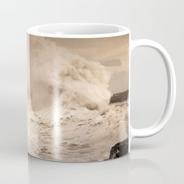 Porthcawl lighthouse Coffee Mug