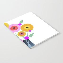 Floral Potpourri Notebook