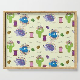 Sew Happy Serving Tray